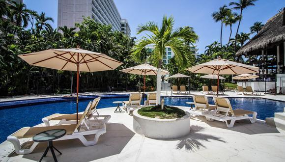 La crisis sanitaria afectó a la industria turística, que aporta el 8,7 % del PBI mexicano. (Foto: Facebook / Hotel Emporio Acapulco)