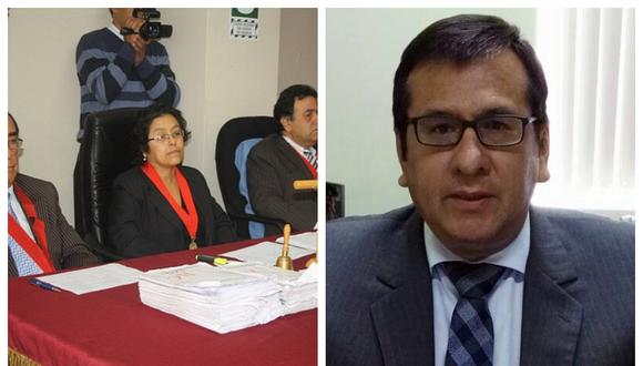 Eligen reemplazo de presidente de Corte Superior de Lima Sur tras su renuncia por audio con César Hinostroza