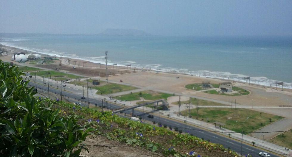 Costa Verde: Inician construcción de estacionamiento en Magdalena (VIDEO)
