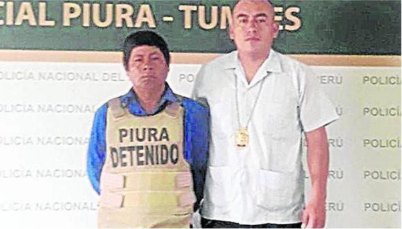 La Policía captura a un mando terrorista de Sendero Luminoso