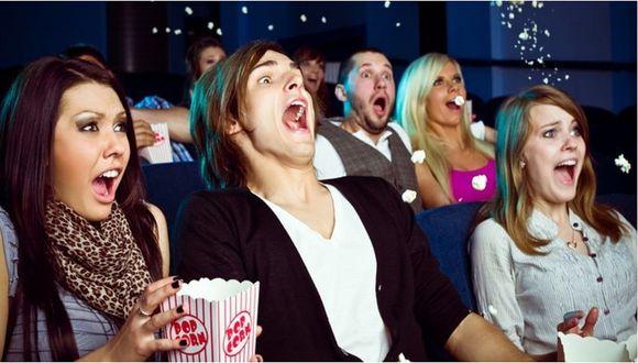 Ver películas de terror podría ayudarte a perder peso quemando hasta 100 calorías