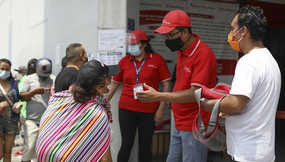 El Bono Familiar Universal se ha venido entregando a las familias peruanas en situación de pobreza y pobreza extrema. ¿Se entregará este 2021? (Foto: Britanie Arroyo / GEC)