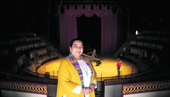 """La productora de """"La Cúpula de las Artes"""" habla sobre la reactivación del sector del entretenimiento y de lo que significa económicamente en plena pandemia. (Foto: José Rojas Bashe)"""