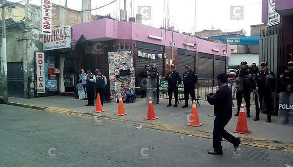 Terminal de vehículos para La Joya estará ubicado en la Av. Venezuela