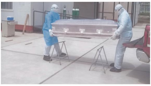 La cifra de víctimas mortales desde que empezó la pandemia es de 1,072, de los cuales 351 decesos corresponden al presente año.