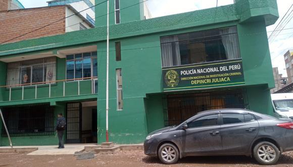 Los acusados fueron trasladados a la dependencia policial de sus localidades. (Foto: Difusión)