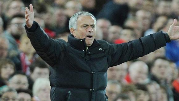 José Mourinho dejó Tottenham esta temporada tras malos resultados. (Foto: EFE)