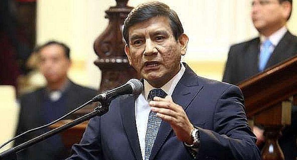 Ministro (Foto: Correo)