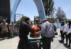 Fallecidos por coronavirus desbordaron los cementerios de Arequipa