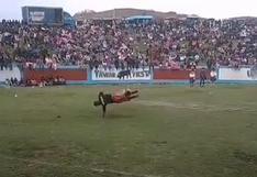 Cientos abarrotan coliseo para ver a danzantes de tijera