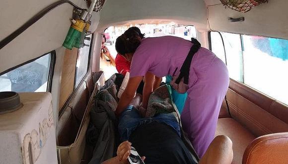 Choque entre auto y tráiler deja dos muertos en Caravelí