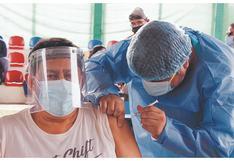 """""""Vacunatón"""" sería en tres provincias de la región Tumbes"""