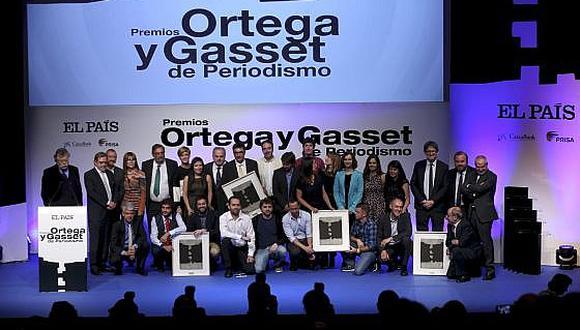 Premios Ortega y Gasset 2016: premiarán a periodista peruano por historia de Máxima Acuña