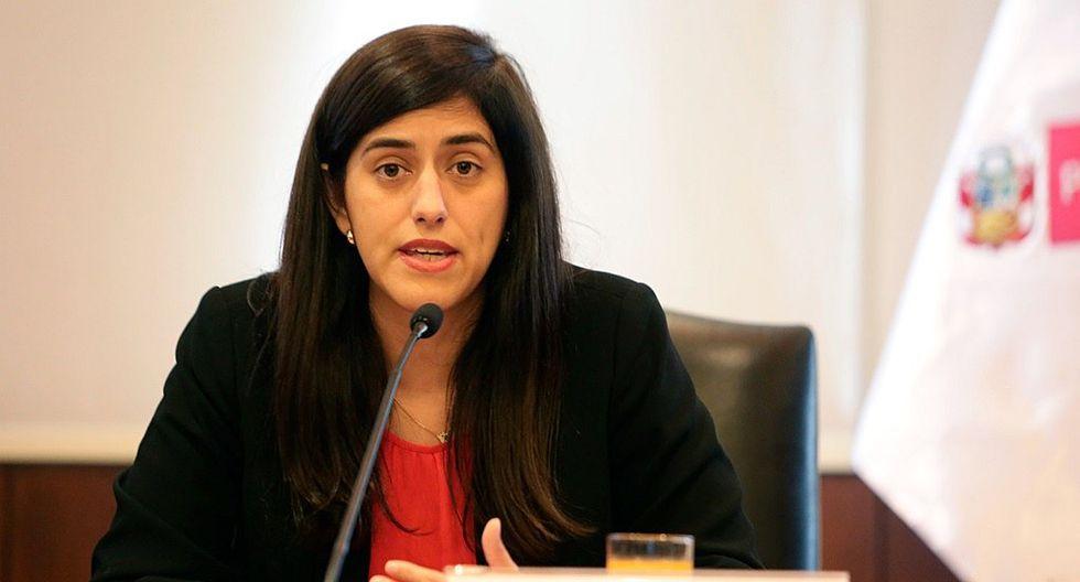 Ministra de Economía tendrá reunión de trabajo en Abancay