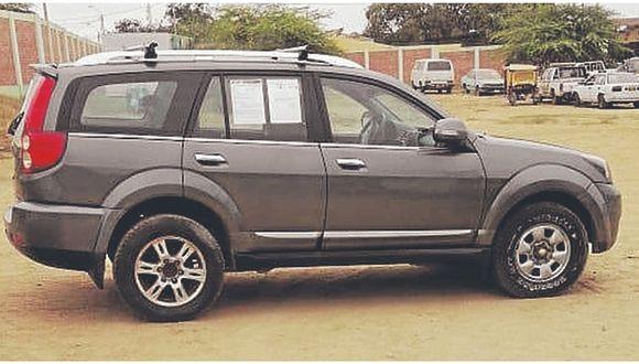 Tumbes: Intervienen un auto por registrar una requisitoria