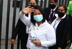 Elecciones Perú 2021: Keiko Fujimori obtuvo 52.2% en Italia