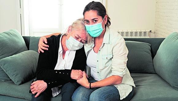 Los cuidadores muchas veces están expuestos a situaciones de mucho sufrimiento y eso los va apagando interiormente.