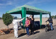 Arequipa: Coronavirus afectó  al 30% de la población en La Joya