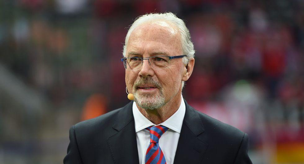 Franz Beckenbauer desmiente que estuviese al tanto de la presunta compra de Mundial