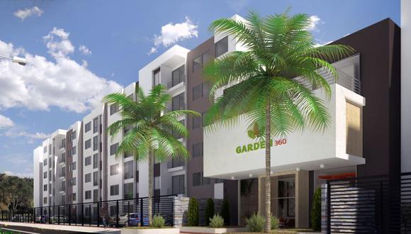 Los condominios multifamiliares, como los cuatro que promueve Edifica, han sido bien acogidos por los piuranos, sobre todo en las calles y avenidas principales de la ciudad norteña.