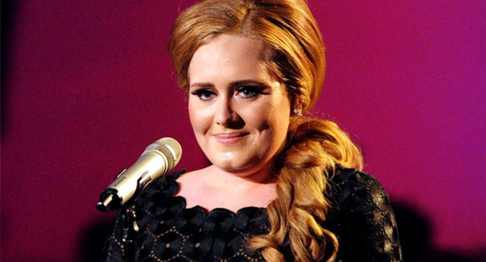 ¡Irreconocible! Así luce Adele tras perder 68 kilos