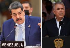 Nicolás Maduro acusa a presidente colombiano Iván Duque de promover la xenofobia contra los venezolanos