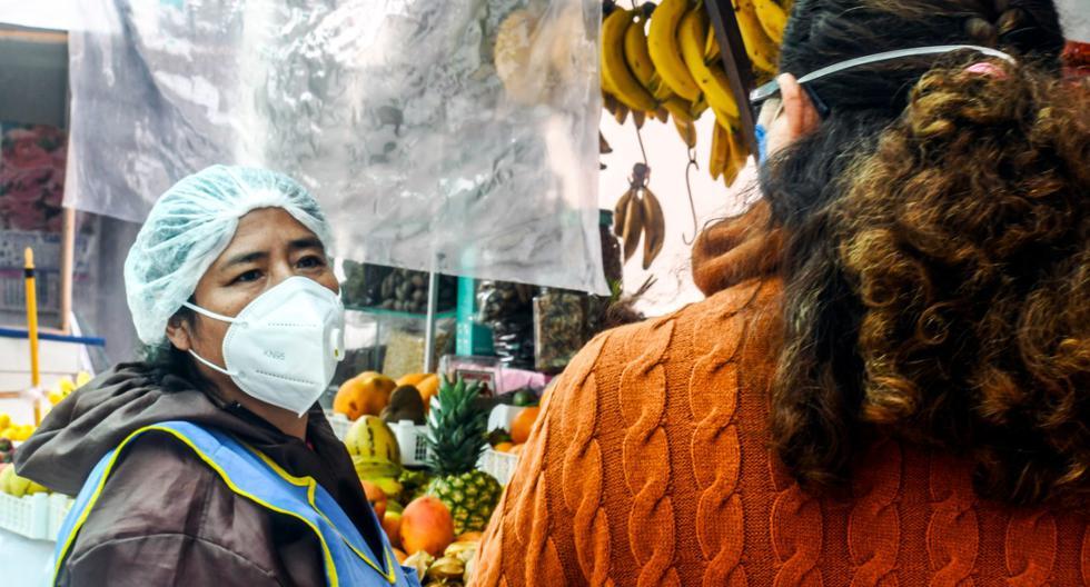 Cañete: Buscarán acciones estratégicas para dinamizar el comercio en mercado de Cerro Azul