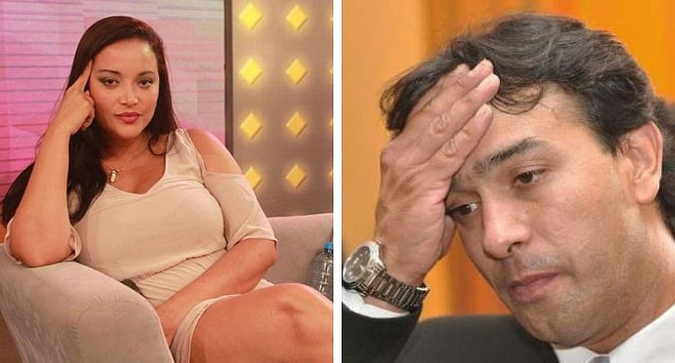 Mariella Zanetti pide que Farid Ode vaya a la cárcel por no cumplir con pensión de su hija (VIDEO)