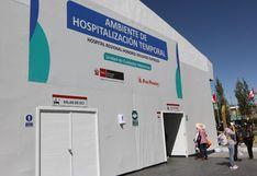 Amplían oferta de atención hospitalaria en Piura y Arequipa