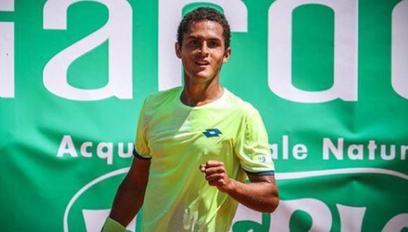 Juan Pablo Varillas ocupa el puesto 125 en el ranking ATP. (Foto: GEC)