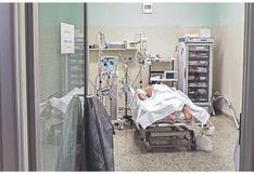Coronavirus: 10 pacientes en UCI luchan por sus vidas en Tumbes