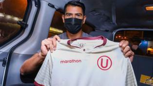 Nuevo delantero de Universitario llegó a Lima y pasará cuarentena en Campo Mar