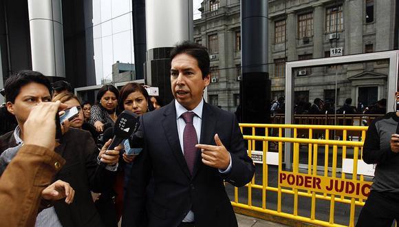 """José Miguel Castro: """"Yo no he sido parte de ningún pacto de silencio"""""""