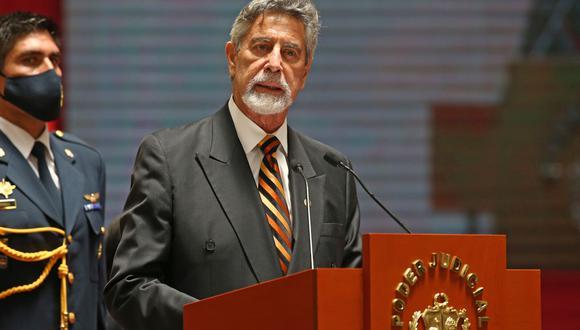 En conferencia de prensa, el Francisco Sagasti informó que, luego de duras negociaciones, el Perú contará con la vacuna contra la COVID-19.