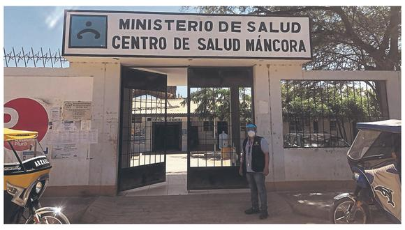 El fiscal a cargo del caso acudió al centro de salud para verificar avances de la obra y documentación de las áreas correspondientes.