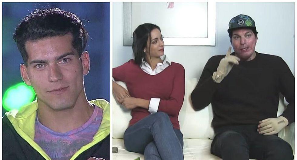 Chico reality debuta como 'youtuber' tras recuperarse de quemaduras en el 90% del cuerpo (VIDEO)