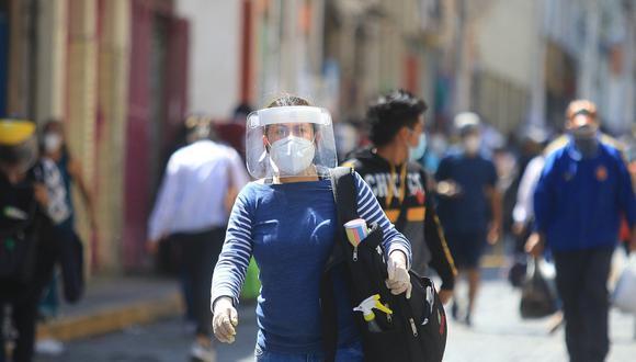 Distribuirán mil protectores faciales de forma gratuita en Arequipa