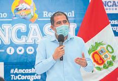 Consejo Regional de Áncash aprueba vacancia de Juan Carlos Morillo