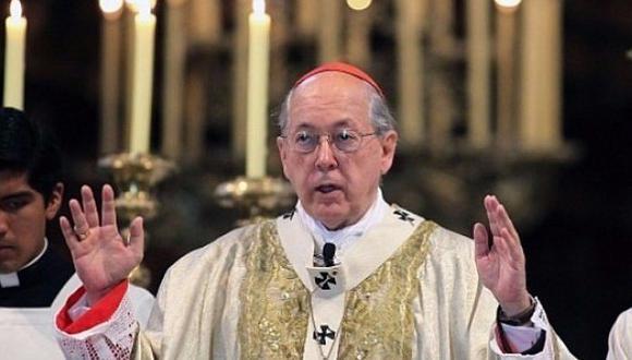 Juan Luis Cipriani tomó posesión como Arzobispo de Lima un día como hoy