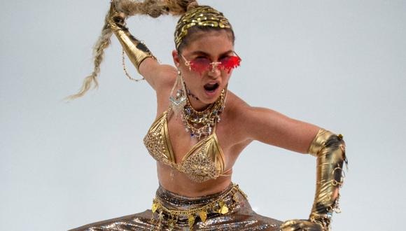 Sofía Reyes estrenó su nuevo tema al lado de Darell y Lalo Ebratt. (Foto: Warner Music)