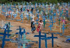 Brasil suma 1.010 nuevas muertes por coronavirus y roza las 475.000