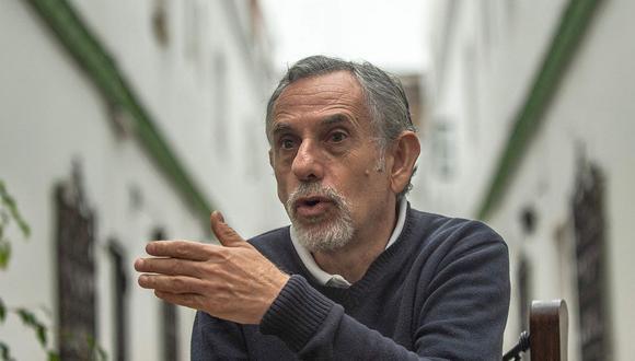 El nuevo ministro de Economía y Finanzas Pedro Francke (Foto: AFP)