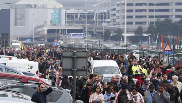 """La estructura del aeropuerto de Bruselas es """"estable"""" tras el atentado"""