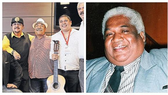 "Preparan tributo  al ""Zambo"" Cavero a 10 años de su muerte (VIDEO)"