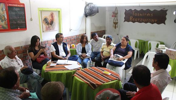 Lambayeque: CAP señala que no es recomendable la construcción de Nueva Ciudad de Olmos