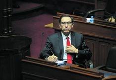 """Martín Vizcarra deberá hablar por Richard """"Swing"""" Cisneros y Mirian Morales"""