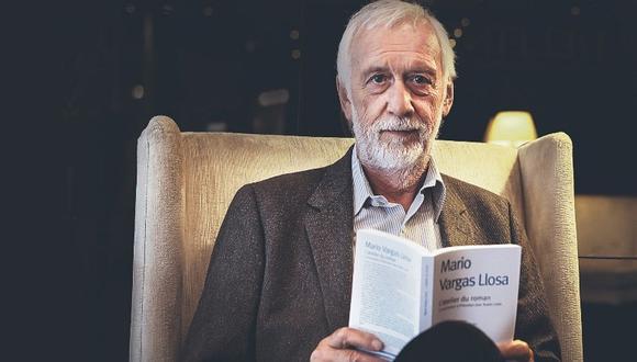 """Daniel Lefort: """"La libertad une a Mario Vargas Llosa y César Moro"""""""