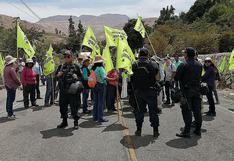 Este 3 de noviembre se reanuda el diálogo en Tumilaca