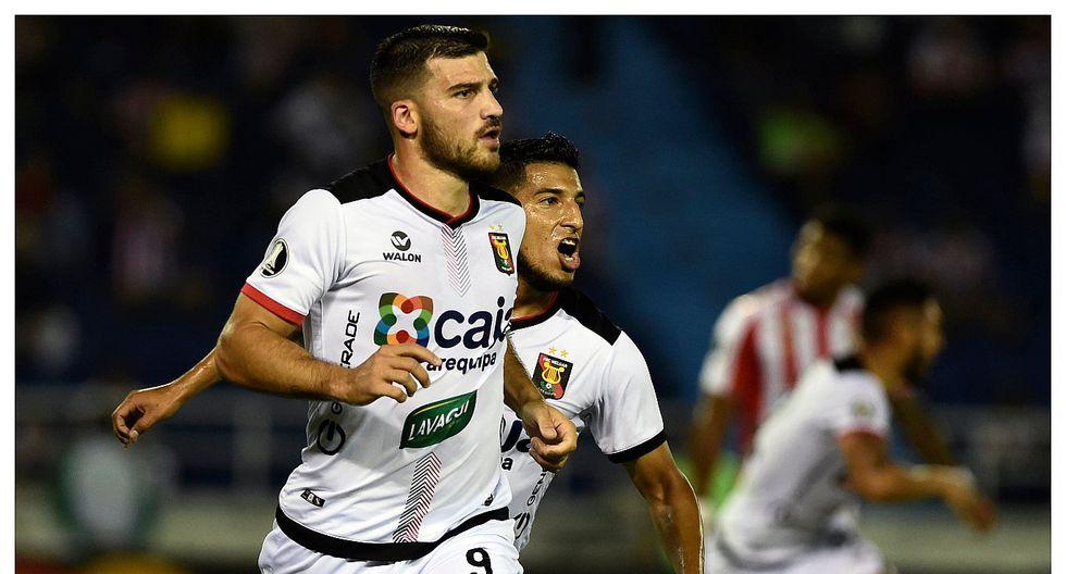 Junior vs Melgar: el gol de Bernardo Cuesta que clasificó al rojinegro a la Copa Sudamericana (VIDEO)