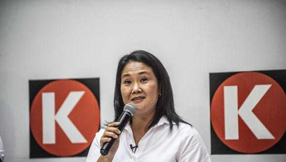 Según la última encuesta de Datum, Keiko Fujimori obtiene el 26% de votos y Pedro Castillo el 41%. (Foto: AFP)
